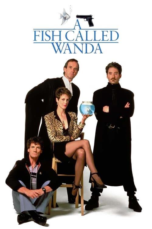 ดูหนังออนไลน์ฟรี A Fish Called Wanda (1988) รักน้องต้องปล้น