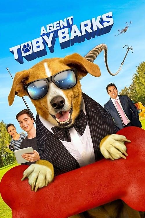 ดูหนังออนไลน์ AGENT TOBY BARKS SPY DOG (2020) สปายด็อก คุณหมายอดสายลับ
