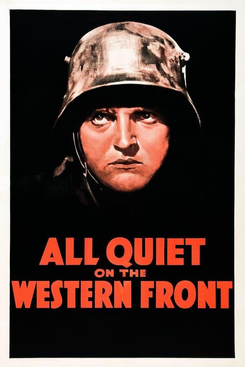 ดูหนังออนไลน์ฟรี All Quiet on the Western Front (1930)