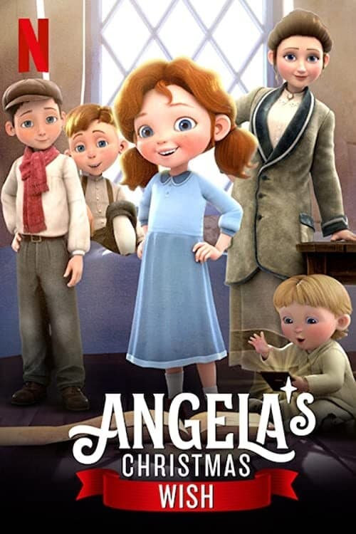 ดูหนังออนไลน์ฟรี Angela's Christmas Wish (2020) อธิษฐานคริสต์มาสของแอนเจลา