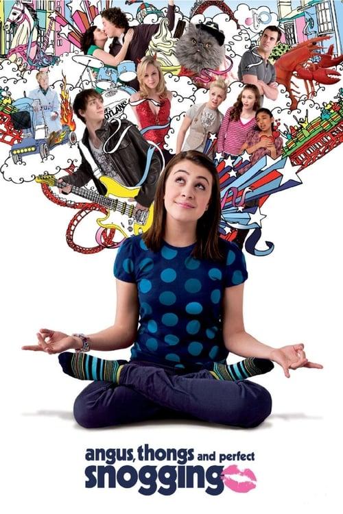 ดูหนังออนไลน์ฟรี Angus Thongs and Perfect Snogging (2008) สาวแอ๊บแบ๊วแอบลุ้นจุ๊บจุ๊บ
