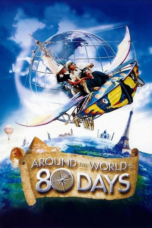 ดูหนังออนไลน์ฟรี Around The World In 80 Days (2004) 80 วัน จารกรรมฟัดข้ามโลก