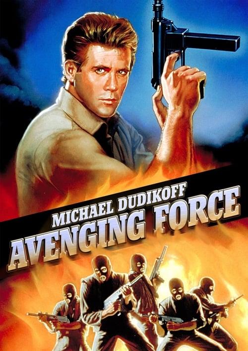 ดูหนังออนไลน์ฟรี Avenging Force (1986)