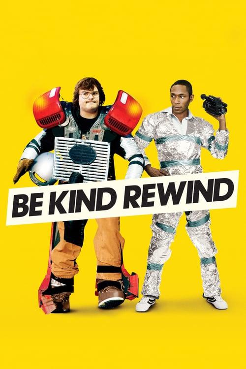 ดูหนังออนไลน์ฟรี BE KIND REWIND (2008) ใครจะว่า…หนังข้าเนี๊ยะแหละเจ๋ง