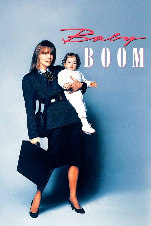 ดูหนังออนไลน์ฟรี Baby Boom (1987) อุ้มไว้สบายติ๋ม