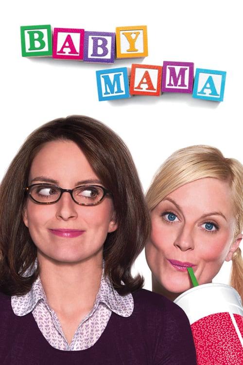 ดูหนังออนไลน์ฟรี Baby Mama (2008)