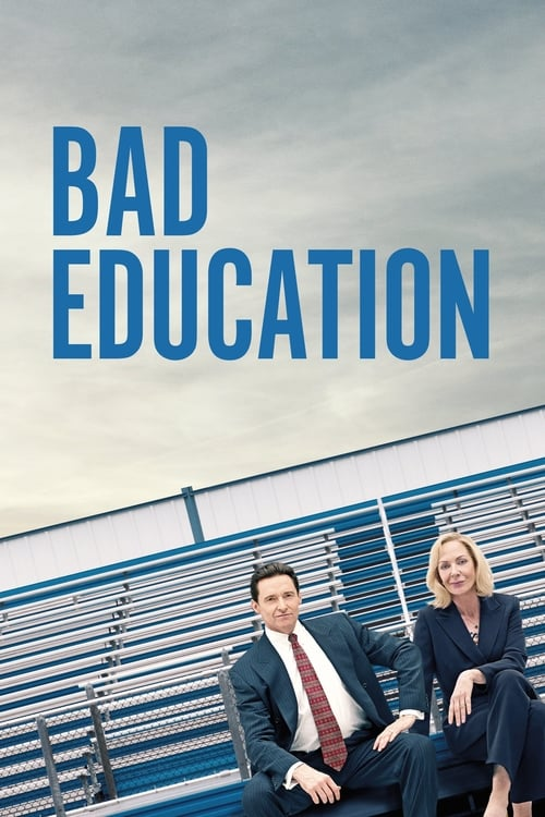ดูหนังออนไลน์ฟรี Bad Education (2020)