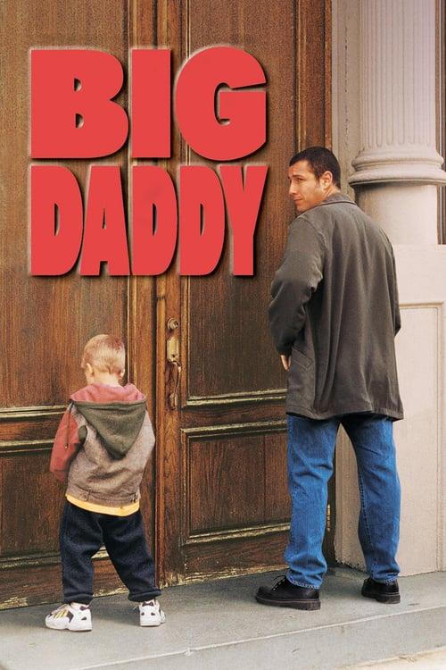 ดูหนังออนไลน์ฟรี Big Daddy (1999) คุณพ่อกำมะลอ