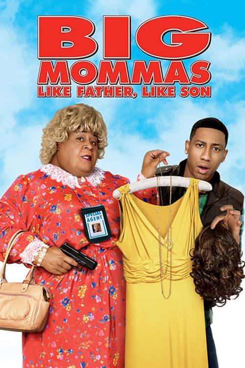 ดูหนังออนไลน์ฟรี Big Momma House 3 (2011) บิ๊กมาม่าส์ 3 พ่อลูกครอบครัวต่อมหลุด
