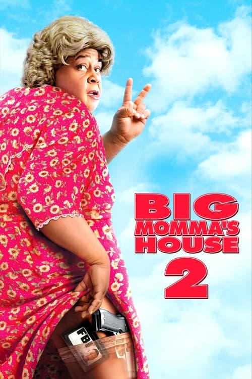 ดูหนังออนไลน์ฟรี Big Momma's House 2 (2006) เอฟบีไอพี่เลี้ยงต่อมหลุด 2