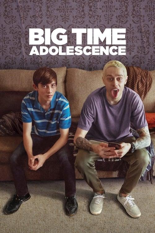 ดูหนังออนไลน์ Big Time Adolescence (2020) โจ๋แสบ พี่สอนมา
