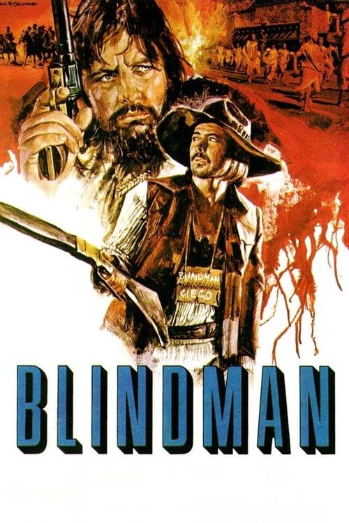 ดูหนังออนไลน์ฟรี Blind Man (1971) ฟ้าสั่งบอดมาลุย