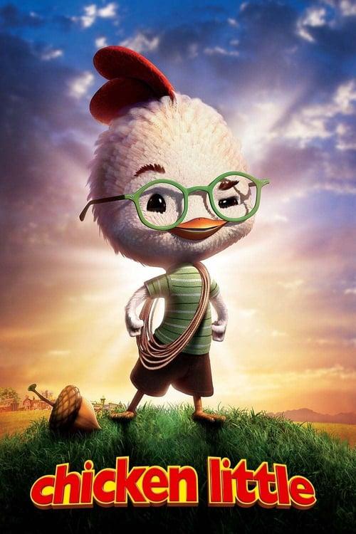 ดูหนังออนไลน์ Chicken Little (2005) กุ๊กไก่หัวใจพิทักษ์โลก