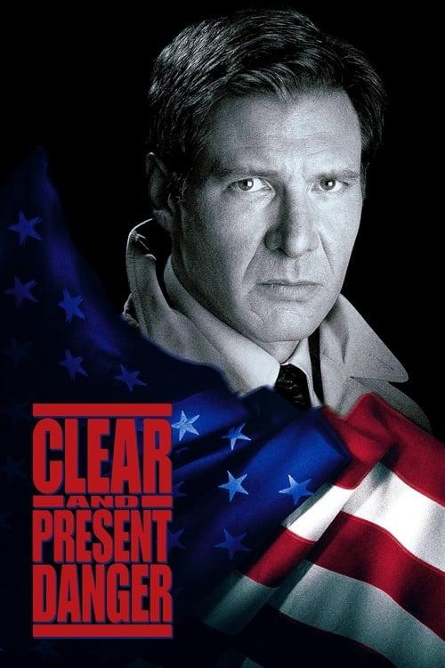 ดูหนังออนไลน์ฟรี Clear and Present Danger (1994) แผนอันตรายข้ามโลก