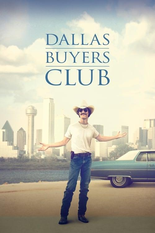 ดูหนังออนไลน์ฟรี Dallas Buyers Club (2013) สอนโลกให้รู้จักกล้า