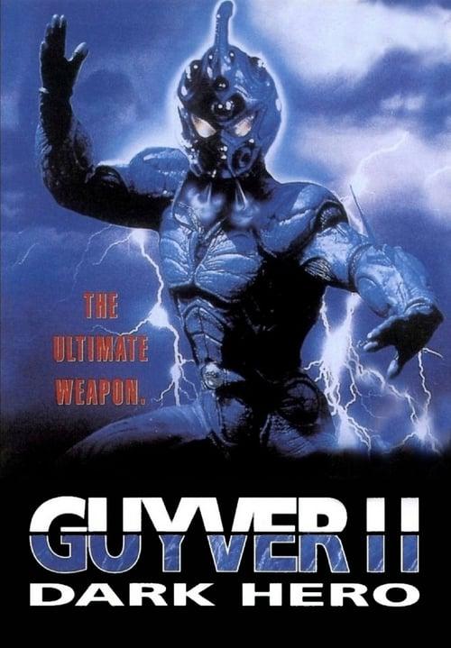 ดูหนังออนไลน์ฟรี Guyver 2 : Dark Hero (1994) กายเวอร์มนุษย์เกราะชีวะ 2