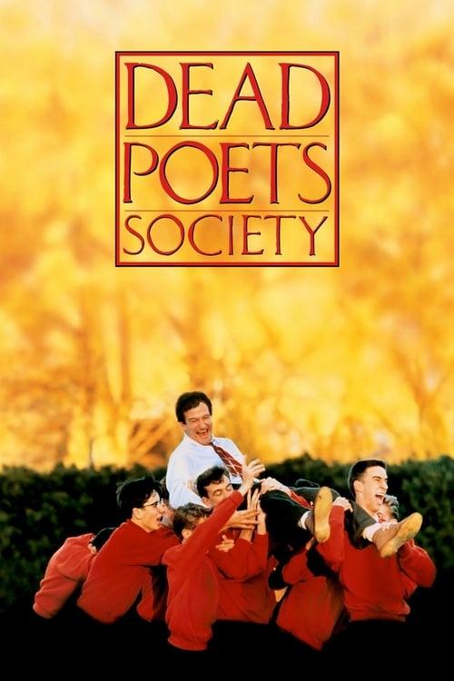 ดูหนังออนไลน์ฟรี Dead Poets Society (1989)