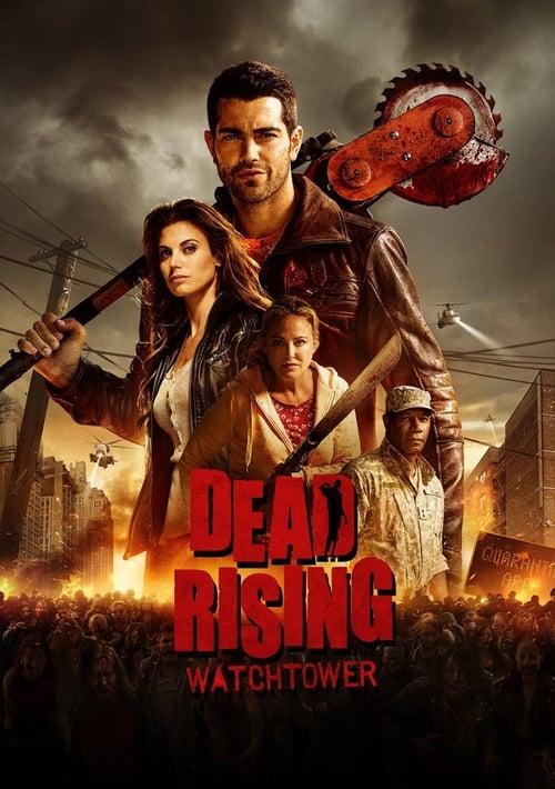 ดูหนังออนไลน์ฟรี Dead Rising (2015) เชื้อสยองแพร่พันธุ์ซอมบี้