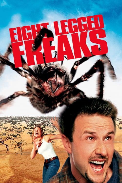 ดูหนังออนไลน์ฟรี Eight Legged Freaks (2002) มฤตยูอัปลักษณ์ 8 ขา ถล่มโลก