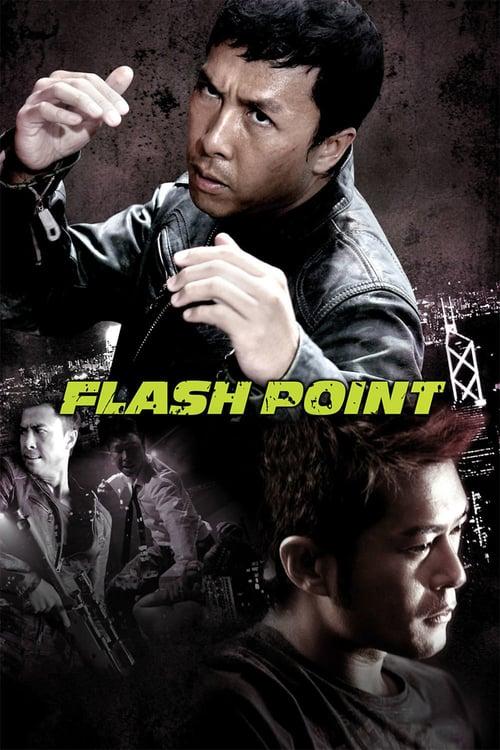 ดูหนังออนไลน์ฟรี Flash Point (2007) ลุยบ้าเลือด