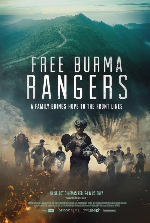 ดูหนังออนไลน์ฟรี Free Burma Rangers (2020)