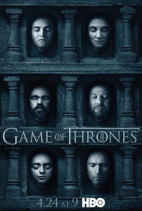 ดูหนังออนไลน์ฟรี Game of Thrones  Season 6 (2016) เกมส์ ออฟ โธรนส์ มหาศึกชิงบัลลังก์ ปี 6
