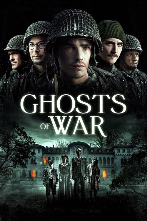ดูหนังออนไลน์ฟรี Ghosts of War (2020) โคตรผีดุแดนสงคราม