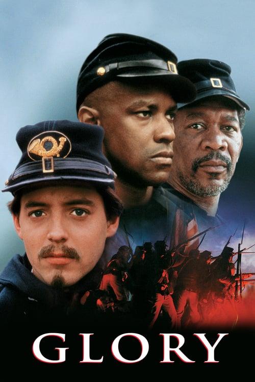 ดูหนังออนไลน์ฟรี Glory (1989) เกียรติภูมิชาติทหาร