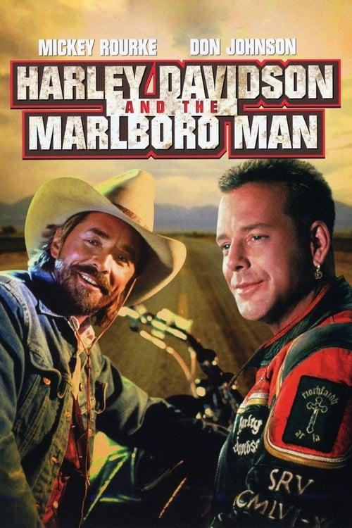 ดูหนังออนไลน์ฟรี Harley Davidson and the Marlboro Man (1991) 2 ห้าวใจเหล็ก