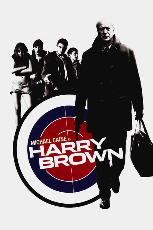 ดูหนังออนไลน์ Harry brown (2009) อย่าแหย่ให้หง่อมโหด
