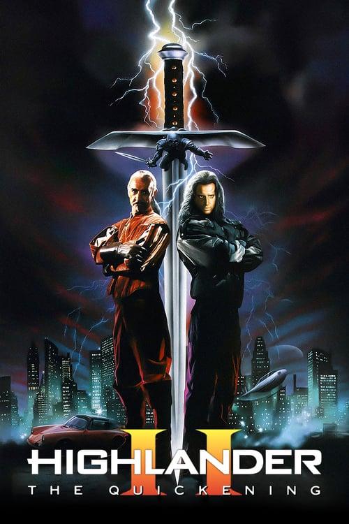 ดูหนังออนไลน์ฟรี Highlander 2 The Quickening (1991) ล่าข้ามศตวรรษ 2