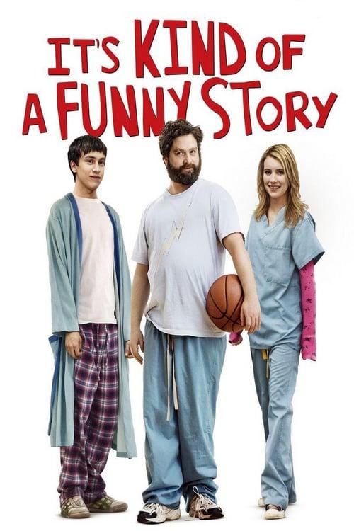 ดูหนังออนไลน์ฟรี It's Kind of a Funny Story (2010) ขอบ้าสักพัก หารักให้เจอ