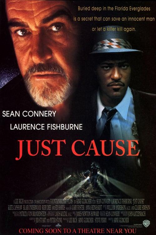 ดูหนังออนไลน์ฟรี Just Cause (1995) คว่ำเงื่อนอำมหิต