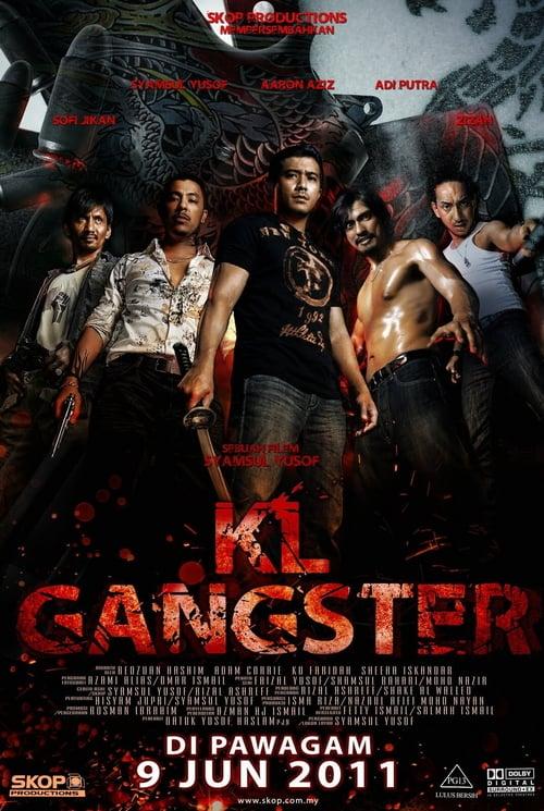 ดูหนังออนไลน์ฟรี KL Gangster (2011)