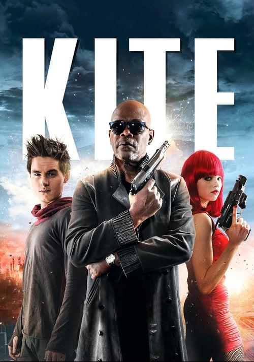 ดูหนังออนไลน์ฟรี Kite (2014) ด.ญ.ซ่าส์ ฆ่าไม่เลี้ยง