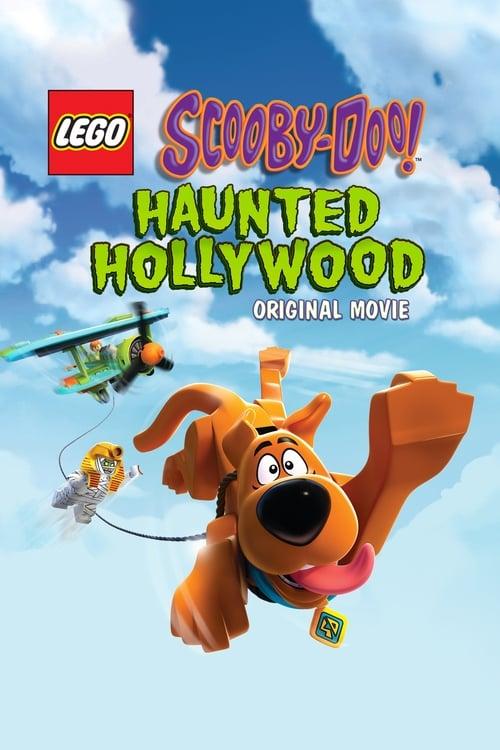 ดูหนังออนไลน์ฟรี LEGO Scooby Doo Haunted Hollywood (2016) เลโก้ สคูบี้ดู : อาถรรพ์เมืองมายา