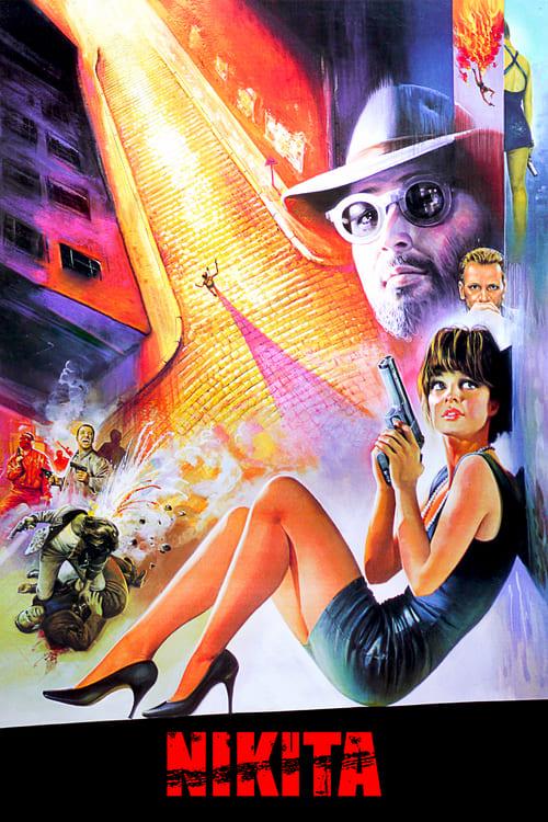 ดูหนังออนไลน์ฟรี La Femme Nikita (1990) รหัสเธอโคตรเพชฌฆาต