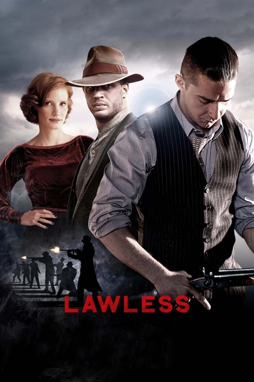 ดูหนังออนไลน์ฟรี Lawless (2012) คนเถื่อนเมืองมหากาฬ