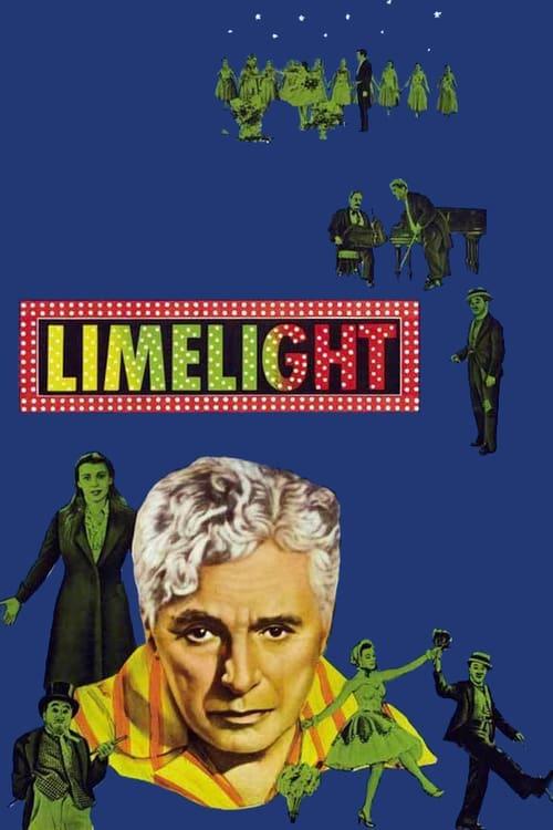 ดูหนังออนไลน์ฟรี Limelight (1954) แสงสีเวทีนักแสดง