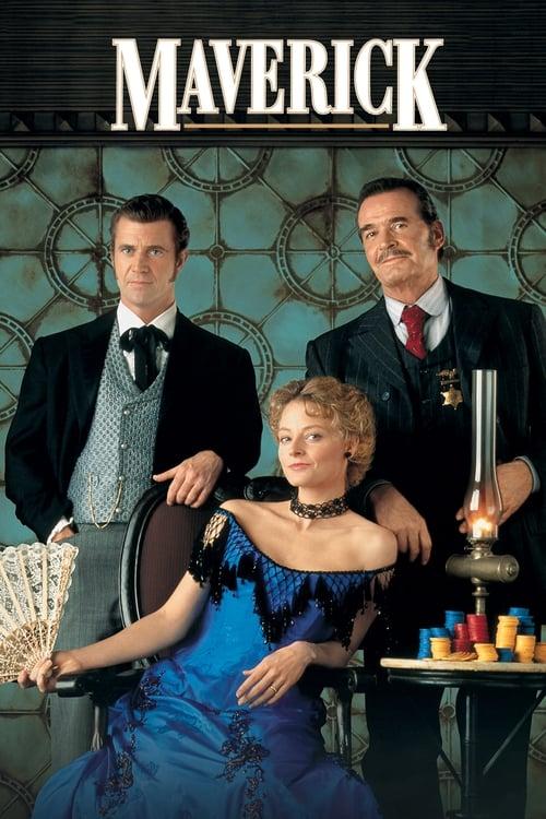 ดูหนังออนไลน์ฟรี Maverick (1994) สุภาพบุรุษตัดหนึ่ง