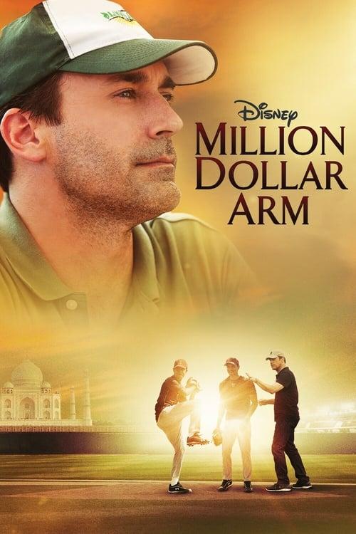 ดูหนังออนไลน์ฟรี Million Dollar Arm (2014) คว้าฝันข้ามโลก