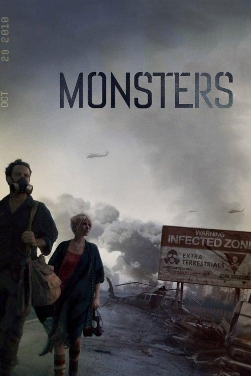 ดูหนังออนไลน์ฟรี Monsters (2010) เขมือบดุ