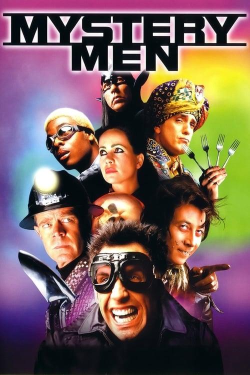 ดูหนังออนไลน์ฟรี [NETFLIX] Mystery Men (1999) ฮีโร่พลังแสบรวมพลพิทักษ์โลก