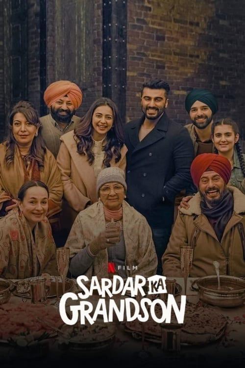 ดูหนังออนไลน์ฟรี [NETFLIX] Sardar Ka Grandson (2021) อธิษฐานรักข้ามแดน