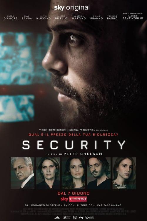 ดูหนังออนไลน์ฟรี [NETFLIX] Security (2021) ระบบอันตราย