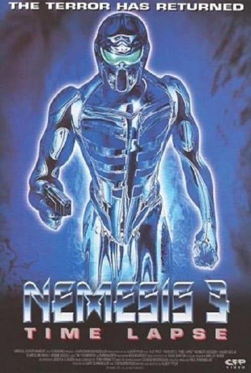 ดูหนังออนไลน์ฟรี Nemesis 3 Time Lapse (1996) นัยน์ตาเหล็ก ภาค 3