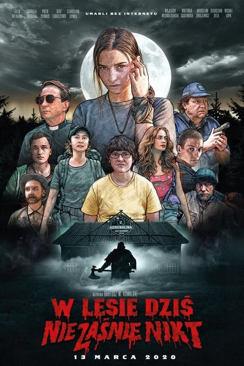 ดูหนังออนไลน์ Nobody Sleeps in the Woods Tonight (2020) คืนผวาป่าไร้เงา