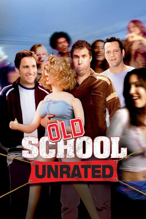 ดูหนังออนไลน์ฟรี Old School (2003) ก๊วนแสบ โสดไม่มีลิมิต