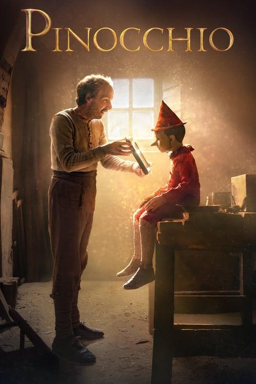 ดูหนังออนไลน์ฟรี Pinocchio (2019) พินอคคิโอ
