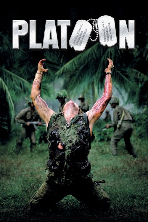 ดูหนังออนไลน์ฟรี Platoon (1986) พลาทูน